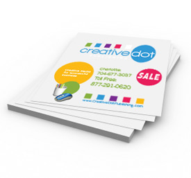 Full Color Glossy Fliers